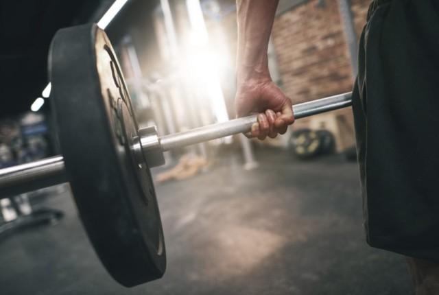 ナローベンチプレス重量とセット数