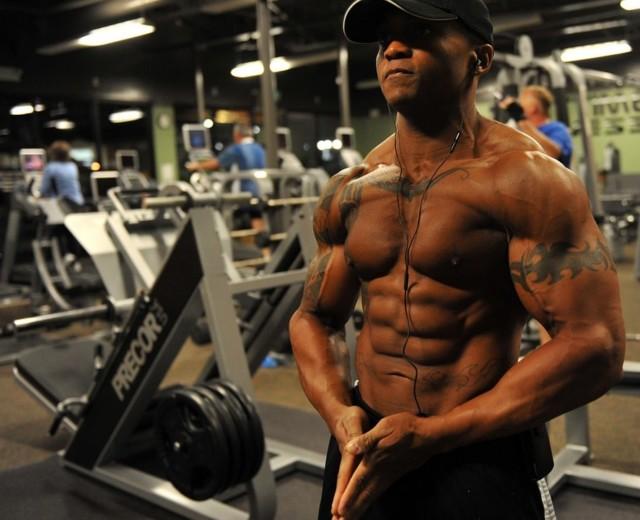 ウエイトトレーニング 筋肉
