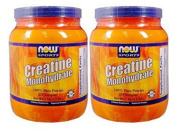 NOW Foods  2個セット クレアチン