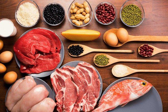 筋トレ 増量 食事