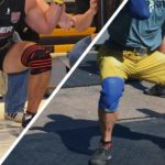ニーラップ ニースリーブ 比較|スクワットの膝サポーターを解説